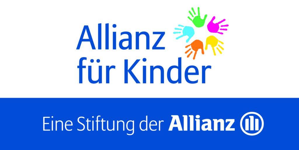 SPORTKINDER BERLIN | Logo_Allianz_Kinder_Stiftungszeile_4c
